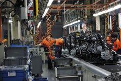 Motorenheten Royaltyfria Foton