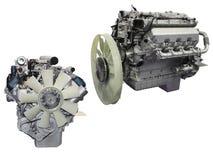 motorer royaltyfria foton