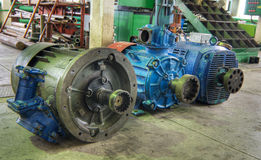 Motores Foto de Stock Royalty Free
