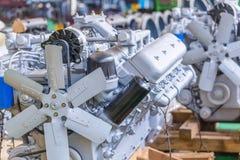 motores Fotografia de Stock