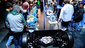 ¡Motores!!! Foto de archivo libre de regalías