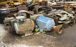 Motores bondes Foto de Stock Royalty Free