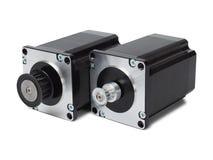Motores de escalonamiento foto de archivo