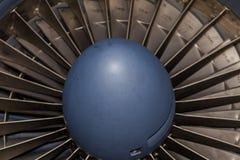 Motores de jato americanos do bombardeiro B-52 Fotos de Stock