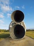 Motores de Rocket imagens de stock royalty free