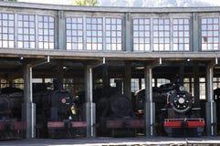 Motores de vapor imagen de archivo