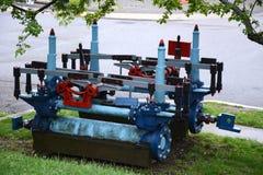 Motores de vapor Foto de archivo libre de regalías