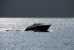 Motores do Motorboat Imagens de Stock