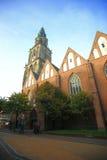 Motorförbundet-kerk eller den Der Aa kyrkan Arkivbilder