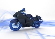 Motorfiets Royalty-vrije Stock Afbeelding