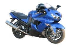 Motorfiets. Royalty-vrije Stock Afbeeldingen