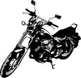 Motorfiets Royalty-vrije Stock Foto