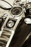 Motorfiets Royalty-vrije Stock Foto's