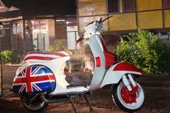 Motorfiets Royalty-vrije Stock Fotografie