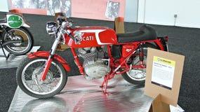 Motorfiets Ducati 24 Uren 250-1973 Royalty-vrije Stock Afbeelding