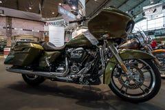 Motorfiets Harley-Davidson Road Glide Special, 2017 stock foto's