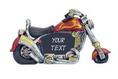 Motorfiets-kader Royalty-vrije Stock Afbeeldingen