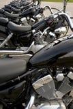 Motorfietsen royalty-vrije stock foto's