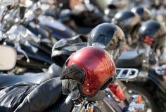 Motorfietsen Royalty-vrije Stock Foto