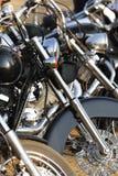Motorfietsen Stock Fotografie