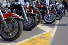 motorfietsen Stock Afbeelding
