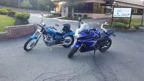 motorfietsen Stock Foto's