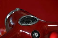 Motorfietssnelheidsmeter Stock Afbeeldingen