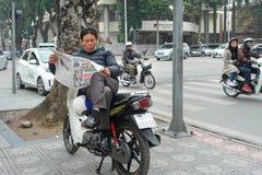 Motorfietsvaardigheid royalty-vrije stock foto
