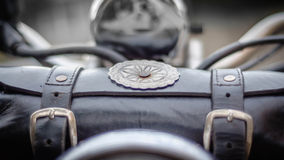 Motorfietszak Stock Afbeelding