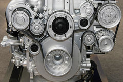 Motorgurtsystem Lizenzfreie Stockfotografie