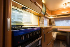 Motorhome Stockfotos