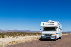 Motorhome Royalty Free Stock Photo