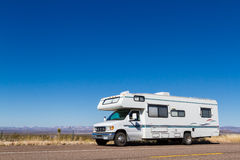 Motorhome Royalty Free Stock Photography