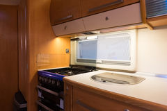 Motorhome Royalty Free Stock Photos