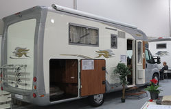Motorhome Royalty Free Stock Image