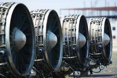 Motori di Lancer B-1 Immagini Stock