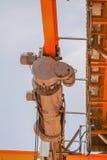 Motori elettrici Fotografia Stock Libera da Diritti