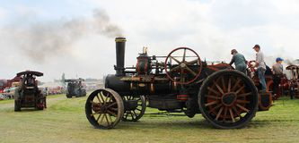 Motori a vapore Fotografie Stock