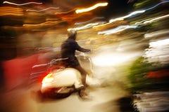 Motorino Fotografie Stock