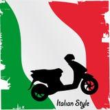 Motorino Immagine Stock