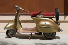 Motorino del Vespa fotografia stock
