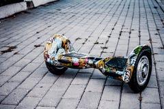 Motorino isolato della girobussola Fotografia Stock Libera da Diritti