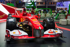 MOTORISK EXPO 2014, November 29 - december 10 i Nonthaburi, Thailand Arkivbild