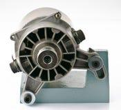 Motorisk gammal elkraft arkivfoto