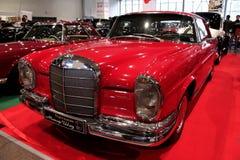 Motorisk show Royaltyfri Foto