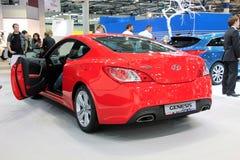 Motorisk show Royaltyfria Bilder