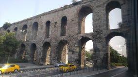 Motorista da água de Istambul do monumento o mais velho Imagens de Stock
