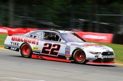 Motorista de raça Alex Tagliani de NASCAR pro Foto de Stock