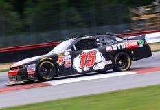 Motorista de raça Carlos Contreras de NASCAR Fotos de Stock Royalty Free