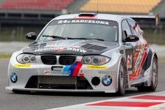 Motorista Jamie MORROW Team Saxon Motorsport Fotografia de Stock